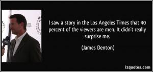 More James Denton Quotes