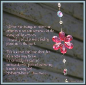 pema chodron quotes | Chodron quote