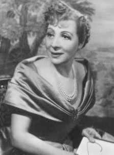 Dame Edith Evans died on this date in 1976.