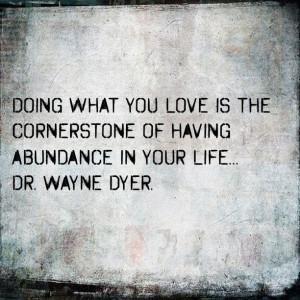 Abundance quote www.lovehealsus.net