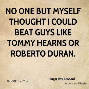 sugar-ray-leonard-sugar-ray-leonard-no-one-but-myself-thought-i-could ...