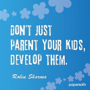From the Papersalt Quote Board #parenting #papersalt www.papersalt.com