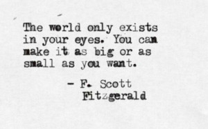 scott fitzgerald quotes   Scott Fitzgerald