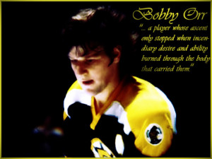 Bobby Orr by CuddleMuffins
