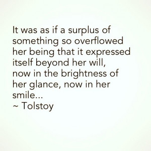 More like this: tolstoy quotes , anna karenina and leo tolstoy .