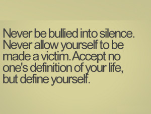 20+ Anti Bullying Quotes