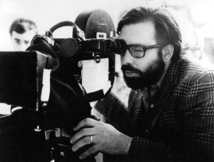 filmmaker, multiple Oscar winning director, Francis Ford Coppola ...