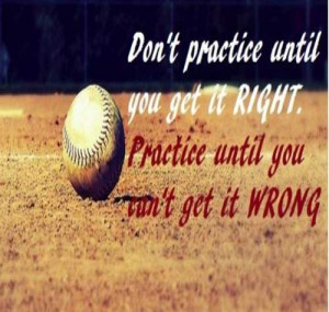 best softball quotes once i step on that field