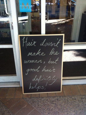 Jagged Hair daily salon inspiration/quote board. #jaggedhair #brisbane