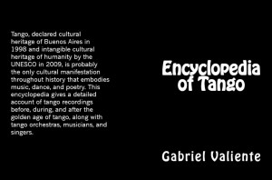 ... tango which contains discographies of most tango orchestras it was