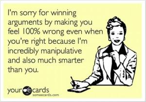 funny arguments