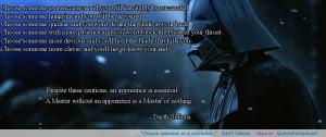Darth Sidious Quotes