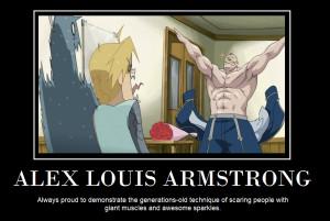 ALEX LOUIS ARMSTRONG Image