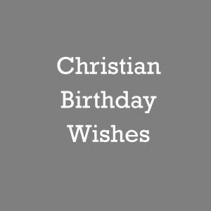 Religious Birthday Wishes Design Ideas