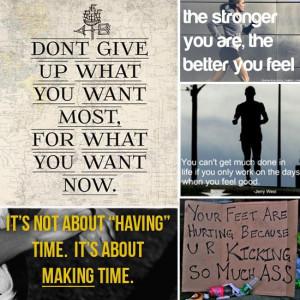 No Excuses! Motivational Quotes to Get You Moving via @fitsugar