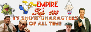 Welcome to the Top 100 TV Characters Of All Time as voted for by you ...