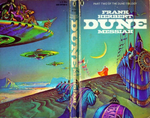 "Quotes from ""Dune Messiah"" by Frank Herbert"