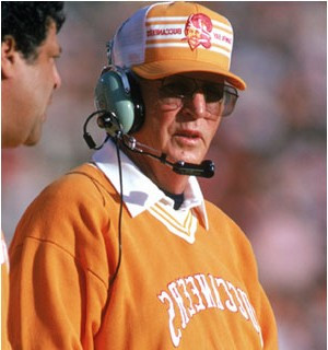 Head Coach John McKay