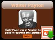 Download Walter Payton Powerpoint