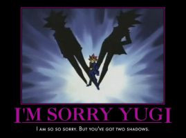 So Sorry, Yugi by petaltailify97