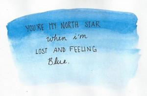 Feeling Blue?...