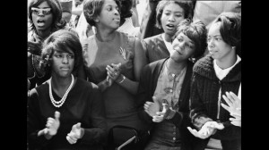 Gwen Ifill: Before she died, I interviewed Dorothy Height about that ...