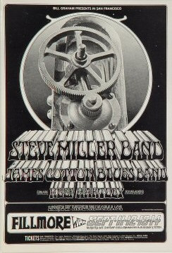 ... Poster Search > Steve Miller Band at the Fillmore West (Only Printing