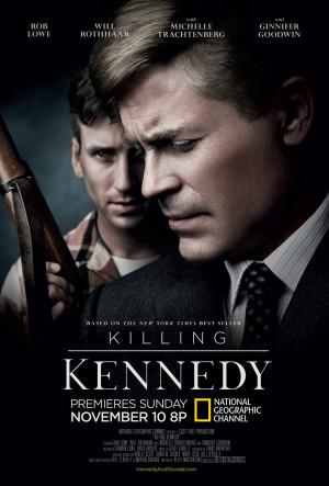 Killing Kennedy Movie Poster