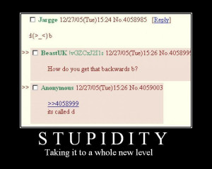 Funny Stupid