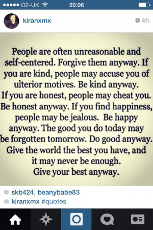 Love this quote #karma