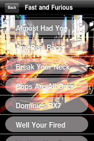 Download Need For Speed SB Quotes iPhone iPad iOS