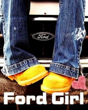 Nothing like a Ford Girl