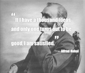 Alfred Nobel's quote #5