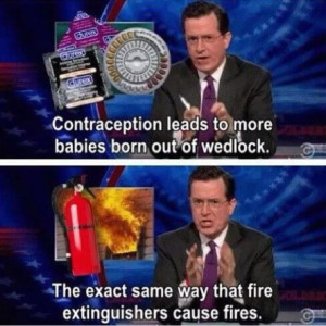 pro contraception & pro adoption