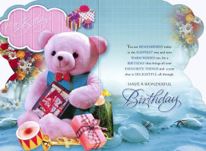 sweet saying have a beautiful day birthday wish wonderful birthday