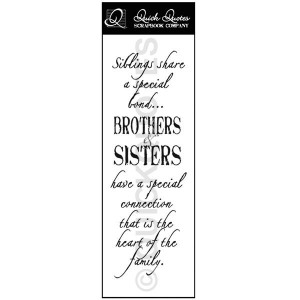 Quotes About Siblings Bond