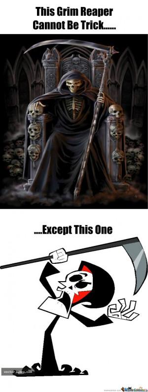 This Grim Reaper.....
