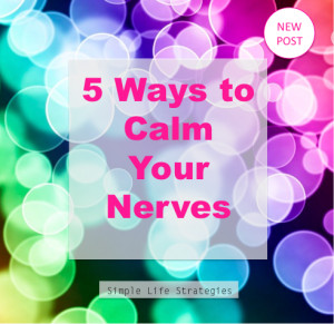 So why do we get nervous?