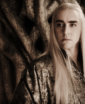 lee pace quote