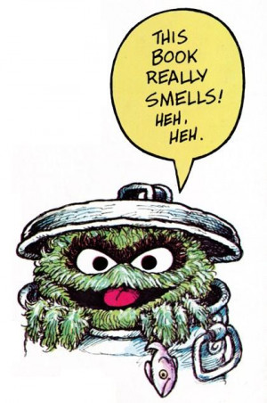 Oscar The Grouch Funny Quotes