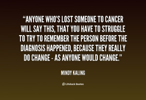 Quotes About Losing A Family Member To Cancer ~ Losing A Loved One To ...