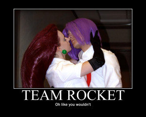 Team Rocket Motivational...