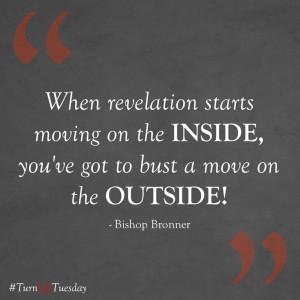Make your move! #TurnUpTuesday