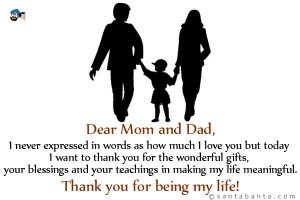 happy parents day love quote romantic epic mothers love wonderful ...