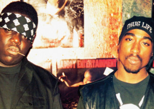 Details about BIGGIE AND TUPAC 2 PAC A3 POSTER PRINT AMK1035