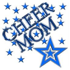 Cheer Mom Posters   CafePress