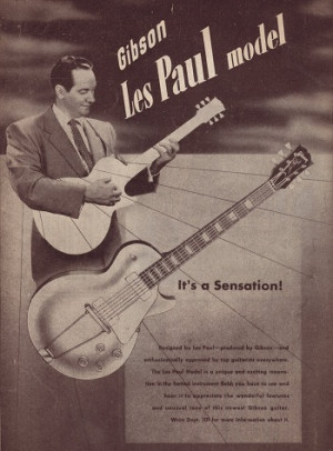 Remembering Les Paul: Quotes from Famous Guitarists on a Musical ...