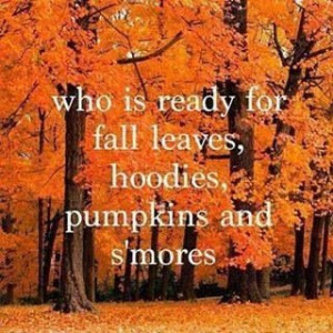 Fall, autumn, quotes, sayings, photos, yellow