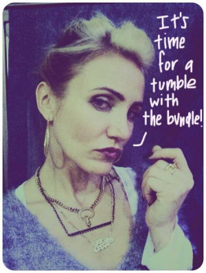 Cameron Diaz Is A Ratchet Ms. Hannigan For The Annie Remake! See Her ...