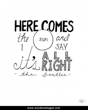 Sun sayings and quotes